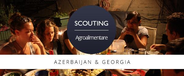 SCOUTING - Agroalimentare - Azerbaijan e Georgia